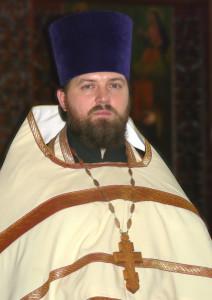 Священник Андрей Згонников